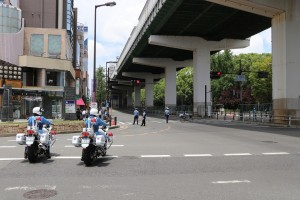 G-20交通規制③